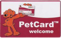 Pet Card Welcome
